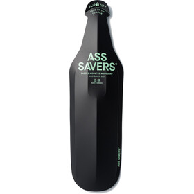 Ass Savers Ass Saver Skvettskjerm Big Svart